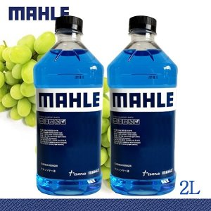 MAHLE 말레 친환경 에탄올 워셔액 2L 청포도향 사계절