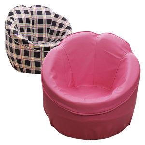 크로바 좌식의자/1인용의자 안락 수유 쇼파 화장 의자
