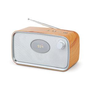 STBT-RS300 FM 라디오/알람 시계 탁상/블루투스스피커