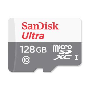 정품 마이크로SD카드 울트라 128GB QUNS