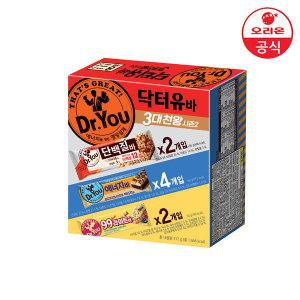 오리온 닥터유바3대천왕 시즌2 312g