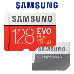 갤럭시 노트10플러스 외장메모리 EVO+ MicroSD 128GB