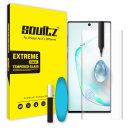 솔츠 갤럭시노트10+ 풀점착 UV 강화유리 액정보호필름