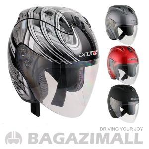 코모 KOMO 668 오픈페이스 오토바이 바이크 헬멧 용품