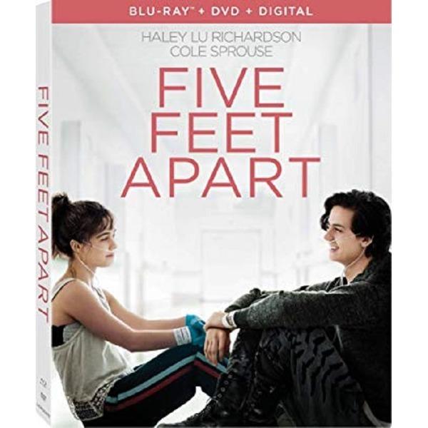Five Feet Apart (파이브 피트)(한글무자막)(Blu-ray)