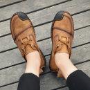 남성 캐주얼화 가죽 로퍼 신발 남자 캐주얼 스니커즈