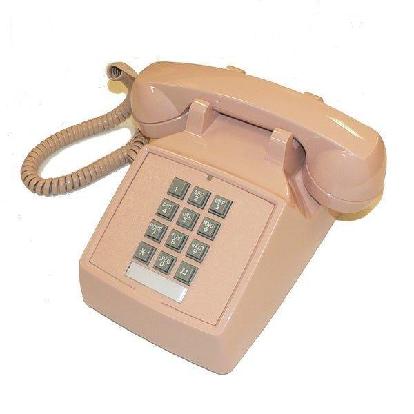 코델코 빈티지 전화기 클래식 미국생산 정품