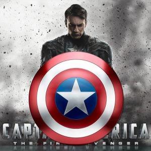캡틴아메리카 방패 어벤져스 무기 1:1 크기 메탈소재
