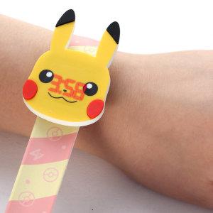 포켓몬 매직워치/유아동 젤리 손목 시계