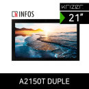 INFOS A2150T DUPLE HDMI out 안드로이드 올인원터치PC
