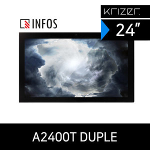 INFOS A2400T DUPLE HDMI out 안드로이드 올인원터치PC