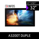 INFOS A3200T DUPLE HDMI out 안드로이드 올인원터치PC