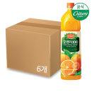 델몬트 오렌지 1.5펫 x 6입 /박스포장