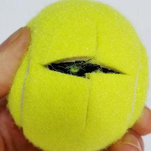 고급 컷 테니스공 1p 냄새없는 의자발캡 층간소음NO