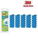 3M 크린스틱 리필 30P 변기청소용