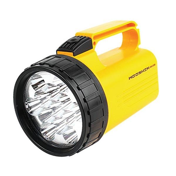 우신13구 LED 렌턴-후레쉬 손전등 라이트 야간 경비