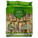 엉클팝 길쭉이 찹쌀 과자 300g /곡물과자/디저트/보리