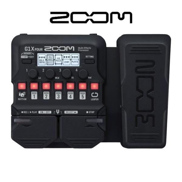 Zoom G1X Four Multi-effects Processor 줌