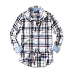 캐주얼 긴팔 체크 남성 남자 셔츠 남방 와이셔츠 021