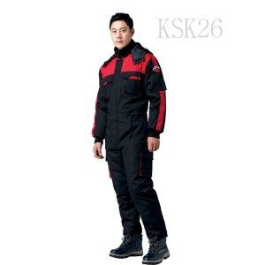 KSK 26 경신코리아 우주복 스즈키 일체복 방한복