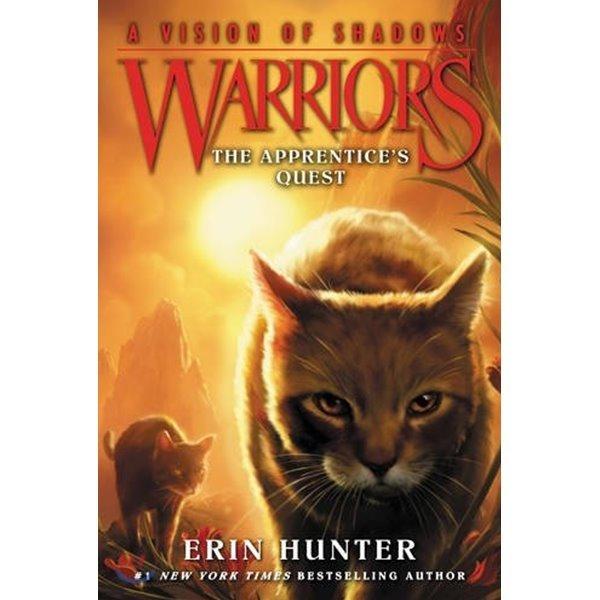 The Apprentice s Quest  Erin Hunter
