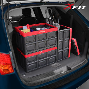 접이식 하드케이스 트렁크정리함 M(28리터) 차량용품
