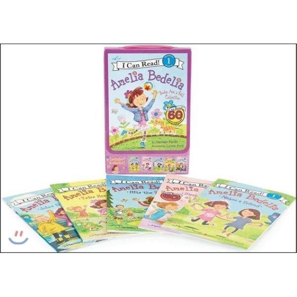 Amelia Bedelia Books are a Ball Collection  Parish  Herman  Avril  Lynne (ILT)