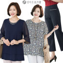 로즈맘 엄마옷 시즌오프세일 풍기인견5060대 중년여성