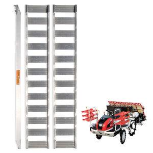 농기계 운반 상하차용 사다리 농업용 8자 1톤