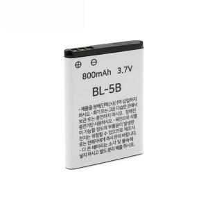 리튬이온배터리 BL-5B 800mAh UB714