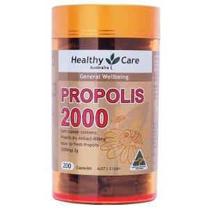 (HNB)헬씨케어 프로폴리스 2000mg 200정