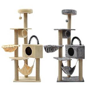 고양이 캣타워 캣폴 놀이터 스크레처