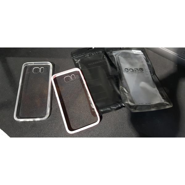 삼성 갤럭시S7엣지 투명 케이스보호 무료나눔 1인1 F4