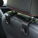 차량용 자동차 헤드레스트 다용도 거치대 가방고리
