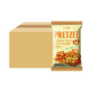 미니프레첼 체다치즈맛 85g x 24 (1box)