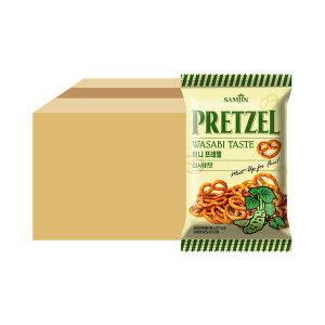미니프레첼 와사비맛 85g x 24 (1box)