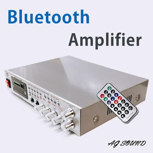 미니앰프 스테레오 카페 매장용엠프 USB 블루투스 AG15