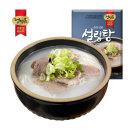 손맛진한 정성온 설렁탕 600g X 5봉 소고기 포함