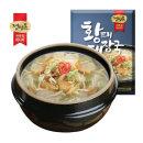 손맛진한 정성온 황태해장국 600g X 5봉 소고기 포함