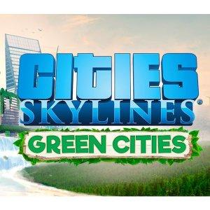 시티즈 스카이라인 녹색 도시 확장팩 Green Cities