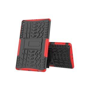 갤럭시탭S5e T720 T725 퀵스탠드 아머케이스 레드