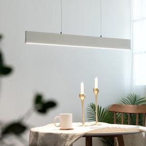 LED 미니멀 900 팬던트 식탁등 30W 화이트 국산 LG칩