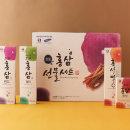 종합선물세트 홍삼절편+비타민+간식셋트 쇼핑백증정