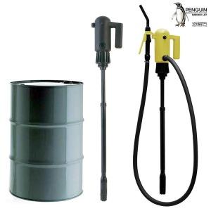 자동 드럼펌프 No.1702 일반용/산성액체용 자바라펌프