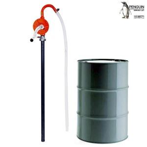 드럼펌프 로터리펌프 DP32 자바라펌프 드럼통 펌프