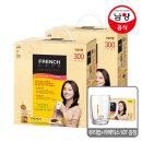 믹스커피/프렌치카페/커피믹스 600T+20T+유리머그컵