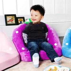 딸기 유아쇼파/아기 베이비 소파 어린이집 좌식 의자