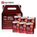 플래티넘 밀크씨슬 9중복합기능성 간건강 영양제 6박스