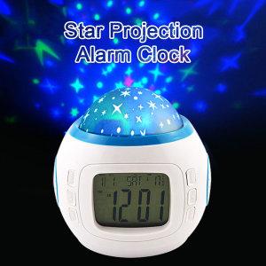 Star Sky Alarm Clock