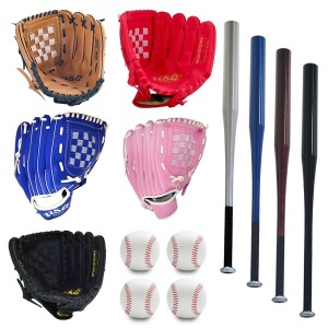 야구글러브 어린이 성인 야구 배트 공 방망이 용품 볼
